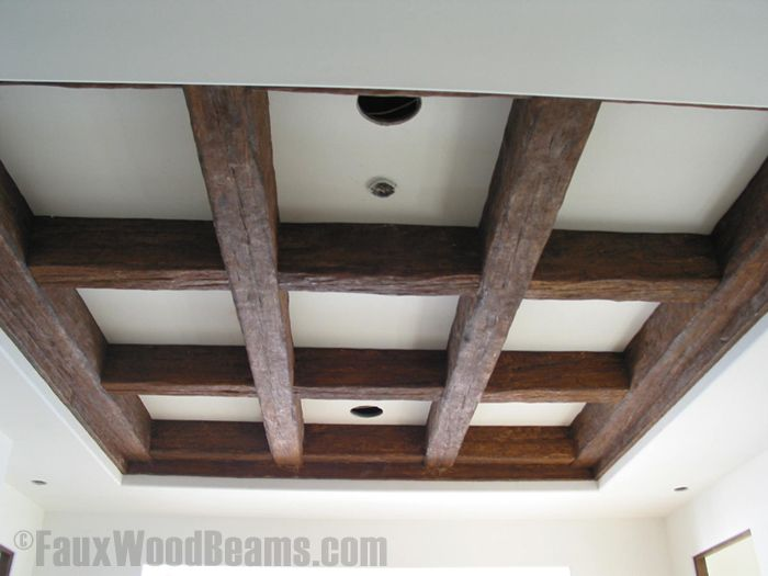 Fake Wood Beams Design Ideas And Photos Full Gallery Faux Wood
