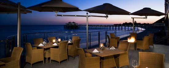 Carbon Beach Club Luxury Beach Resorts Malibu Restaurants Malibu Beaches