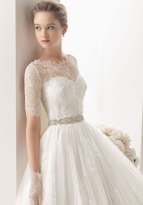 Ball Gown Wedding Dresses : elegant wedding dress tumblr - Google ...