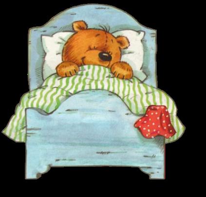 День, хорошей ночи картинки анимация мишки