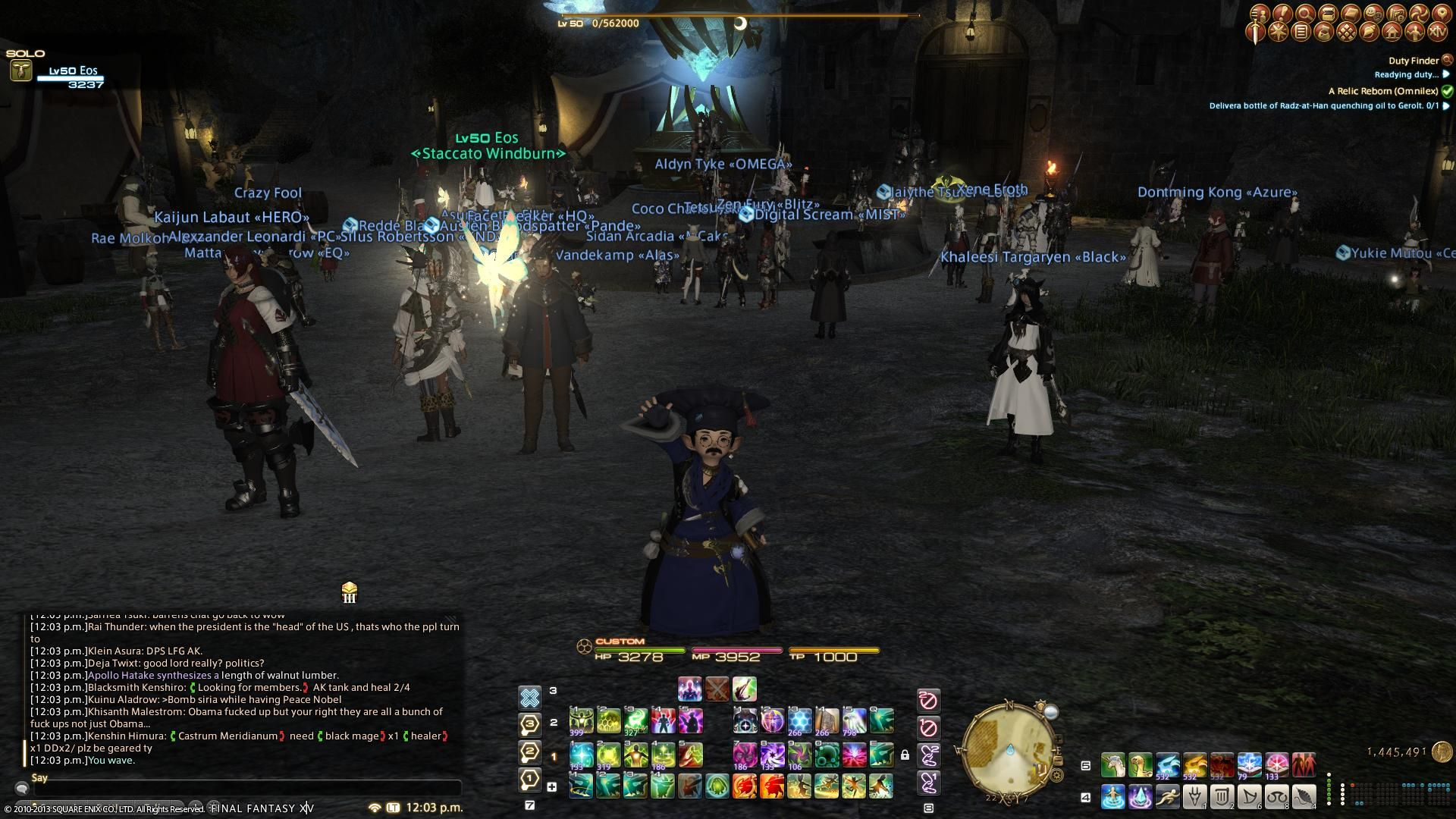 FFXIV - Reference for clean UI | Games | Movie posters
