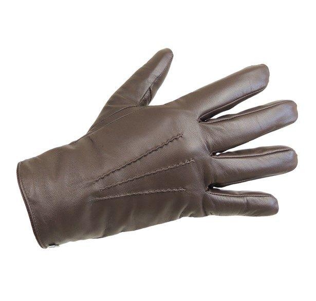 Luva masculina em couro legítimo para o inverno e frio. Alta qualidade e  durabilidade. Forro térmico. Marca FIERO 2737d0cb2aa