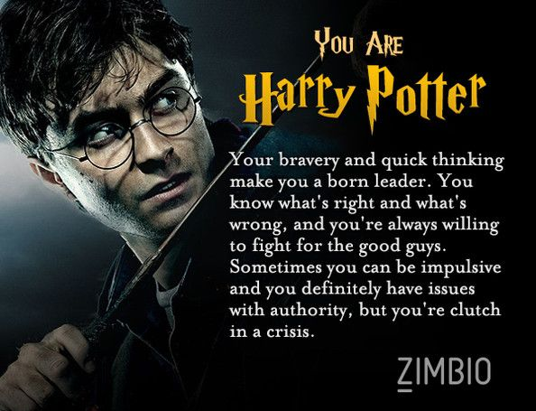 Which Harry Potter Character Are You Harry Potter Personality Harry Potter Character Quiz Harry Potter Characters