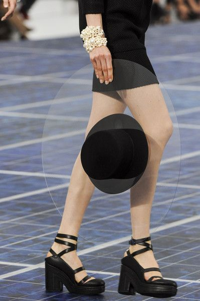 Chanel Clp A Spring 2013