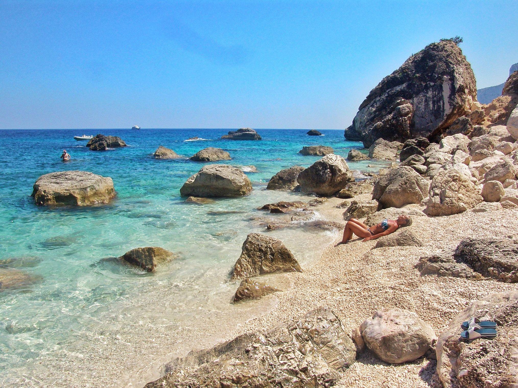 Cala Mariolu - East Sardinia, Italy
