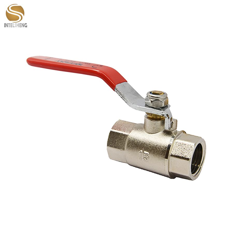 1 2 2 Inch Pressure Pn16 Cw617n Or Hpb59 1 Brass Ball Valve Manufacturing Valve Water Treatment