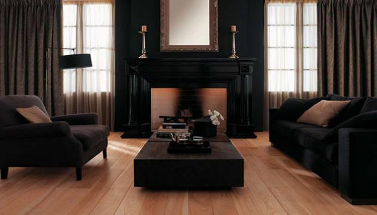 donkere gordijnen woonkamer - Google zoeken - Home sweet home ...
