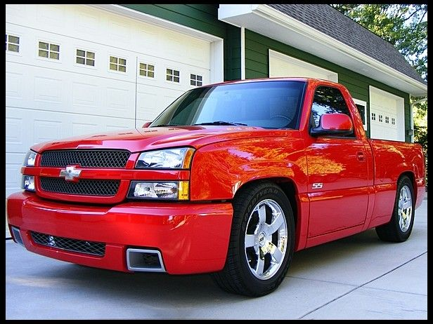 24 2003 chevrolet silverado ss that i still drive today. Black Bedroom Furniture Sets. Home Design Ideas