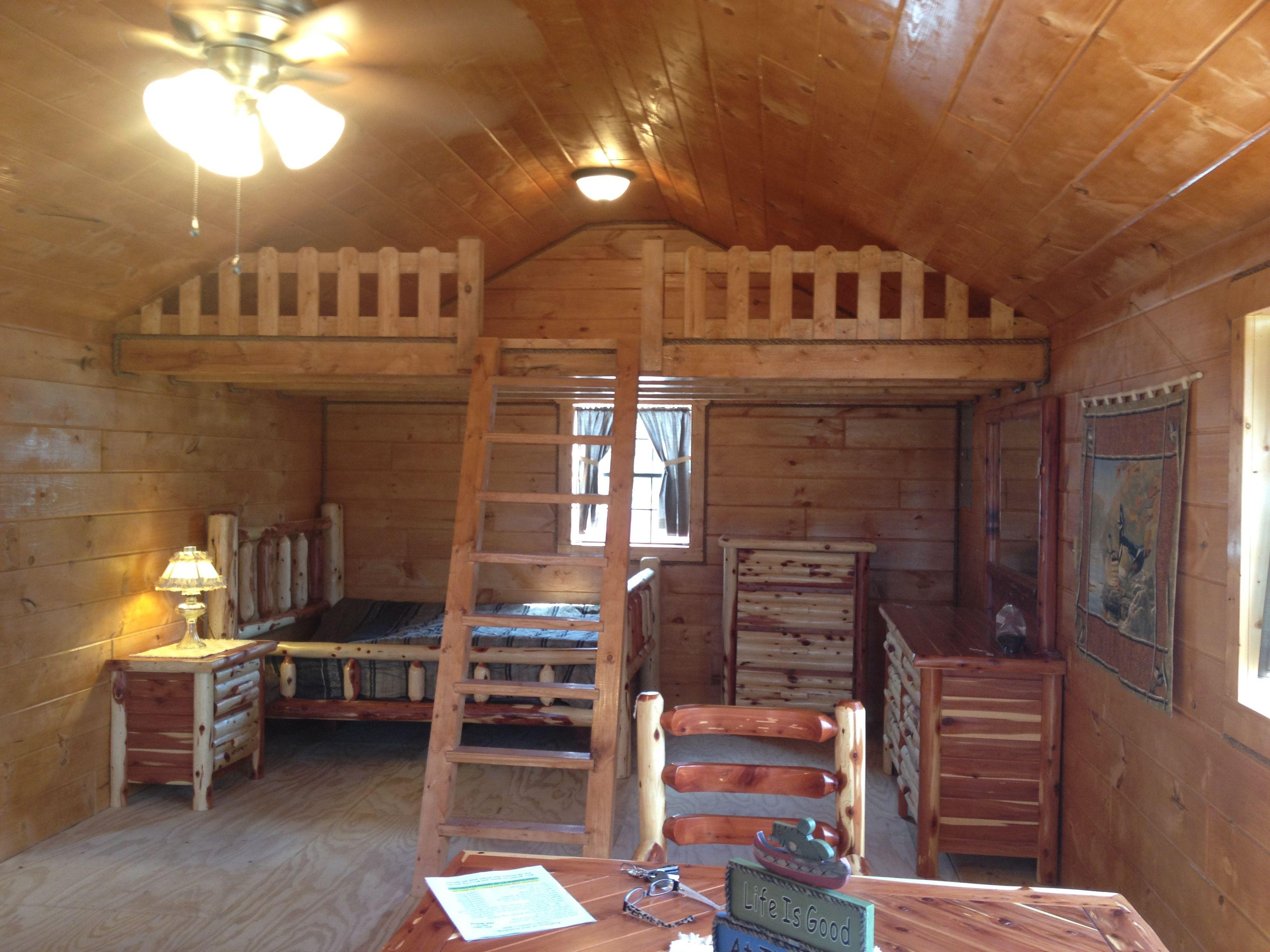 Merveilleux Cabins Built By Mennonite. Cumberland Furnace, TN.