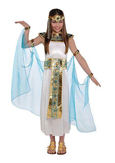 Cleopatra Kostum Kinder 4 6 Jahre Fasching 2018 Pinterest