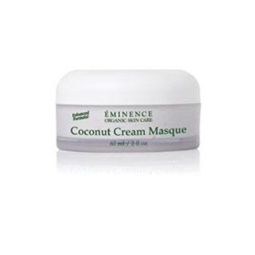 Eminence Masque Skin Care, Coconut Cream, 2 Ounce Intral Redness Relief Soothing Serum  30ml/1oz