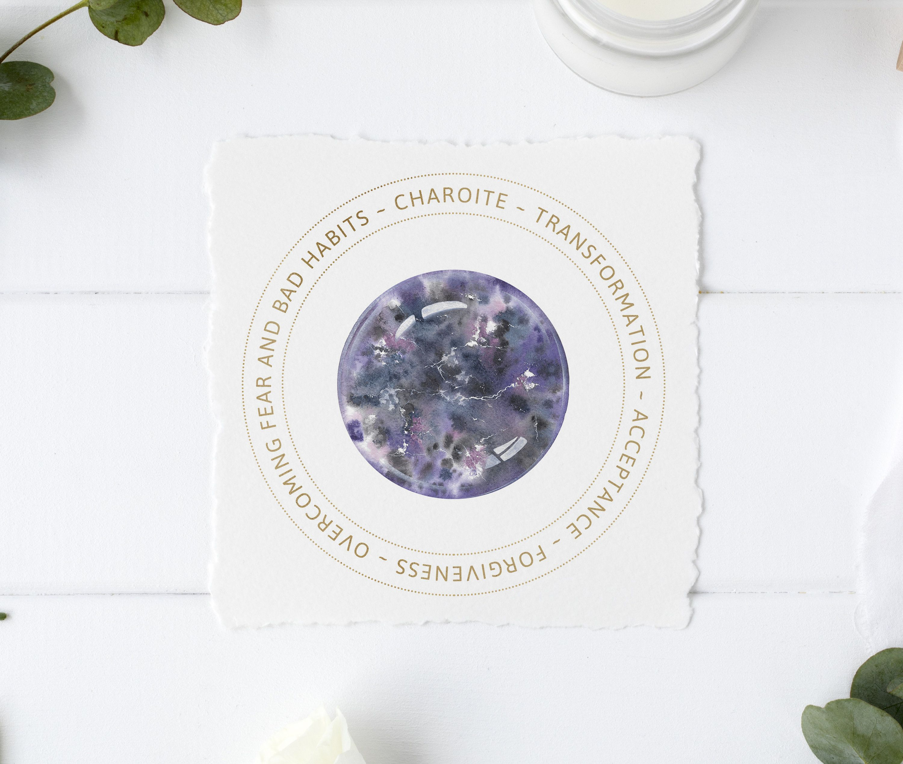 Charoite Crystal Meaning Card - Jewelry Display Card - Printable File - Crystal Meaning Card - Jewelry Gift Box Card - Product Tag - Labels For - #Box #Card #Charoite #Crystal #Display #File #Gift #Jewelry #labels #Meaning #Printable #Product #Tag #crystalmeanings