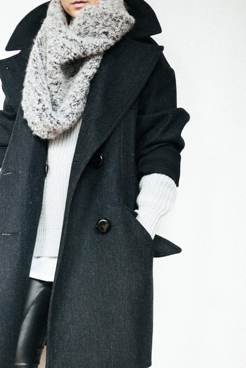 Isabel Marant wool oversize coat