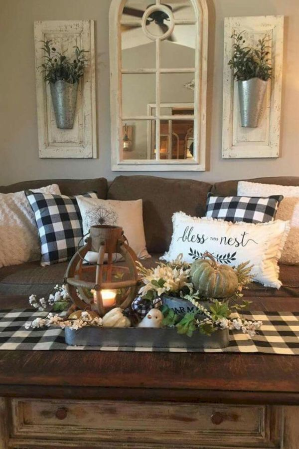 Beautiful Rustic Farmhouse Living Room Decor Ideas 3 Farmhouse Decor Living Room Farm House Living Room Rustic Farmhouse Living Room