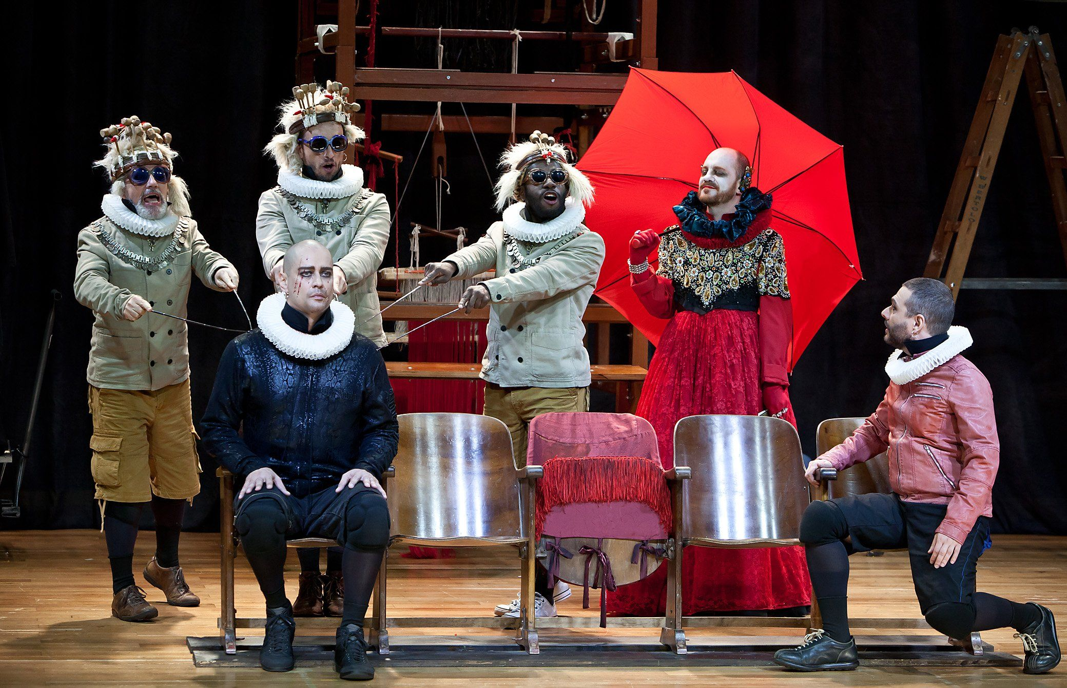 macbeth 2015 teatro - Pesquisa Google