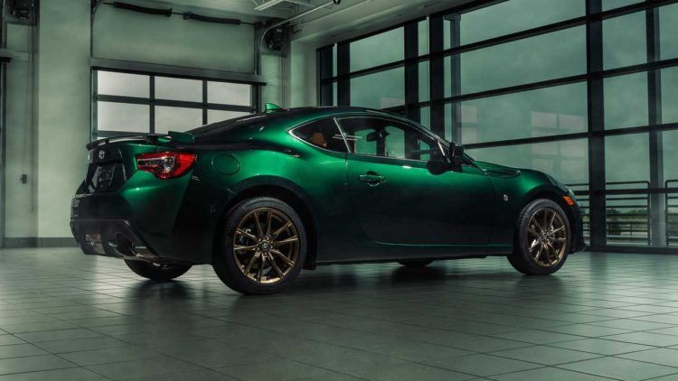 10 Things You Didn T Know About The 2020 Toyota 86 Hakone Edition In 2020 Toyota 86 Toyota Toyota Gt86