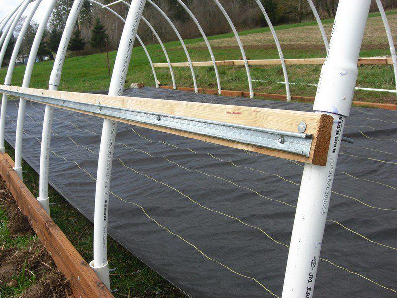 Diy hoop greenhouse simple greenhouse greenhouse