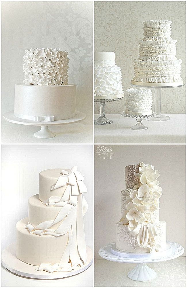 how to make ruffle roses on wedding cake ruffles petals amp lace wedding cakes roses 15987