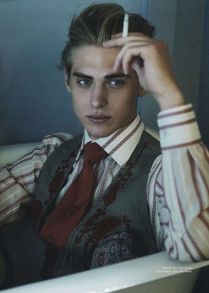 Weston, der Magier [Jeremy Dufour]... Models sollten schlau genug sein, nicht ...   - Jungen -Sam W