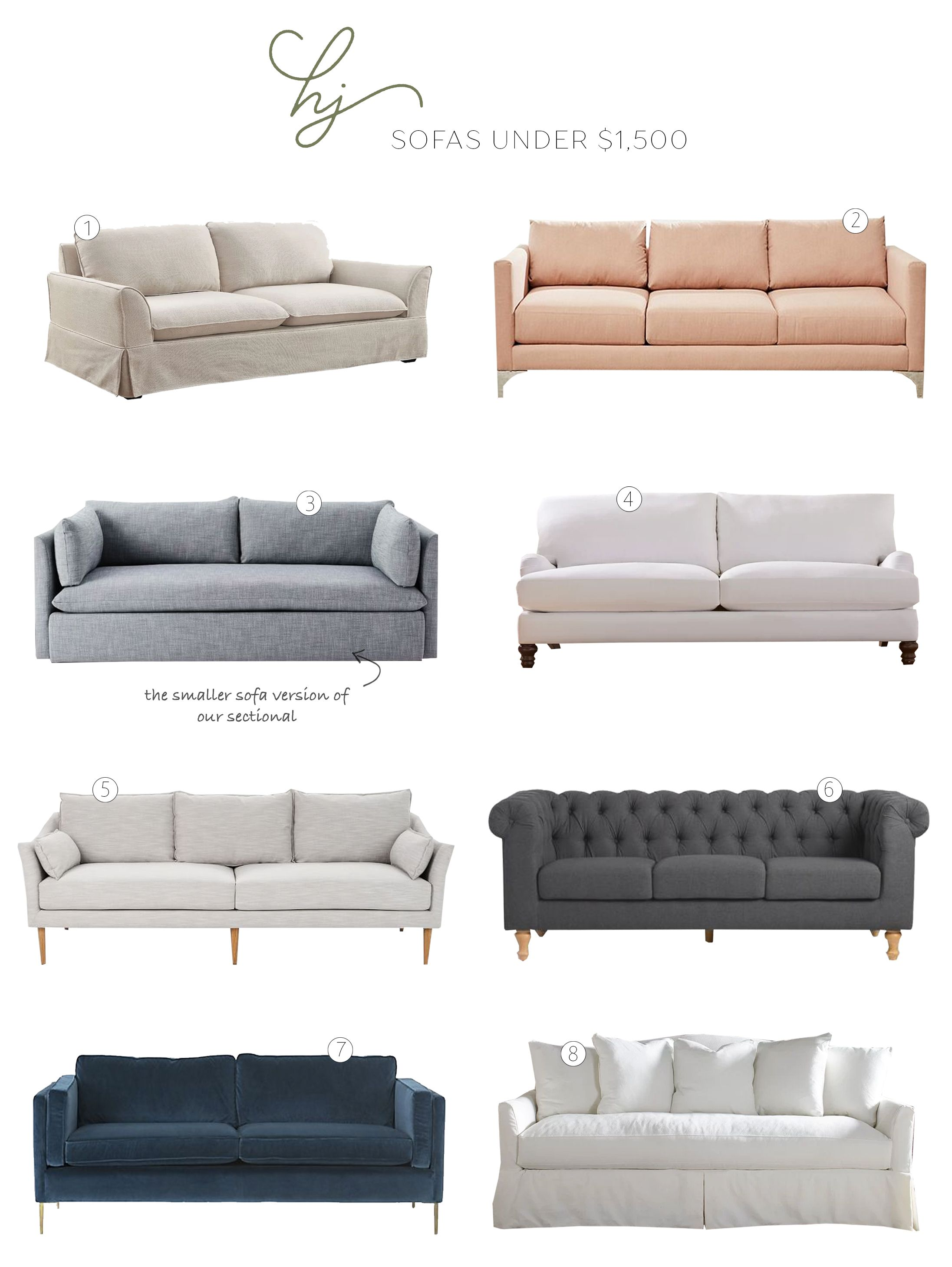 Sofas At Every Price Sofa Large Sofa Sectional Sofa