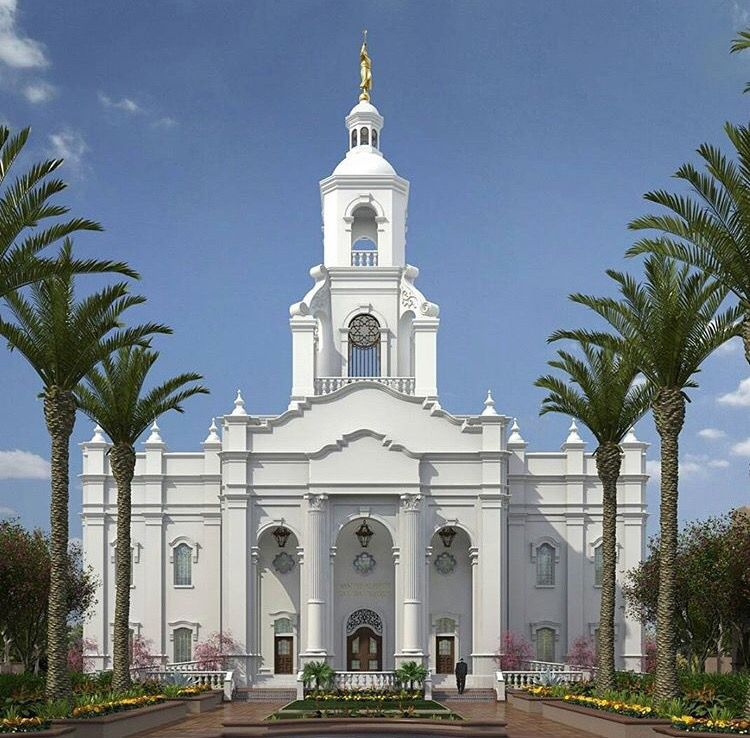 Tijuana Mexico LDS Temple - Tijuana, Mexico The Church of Jesus Christ of  Latter-