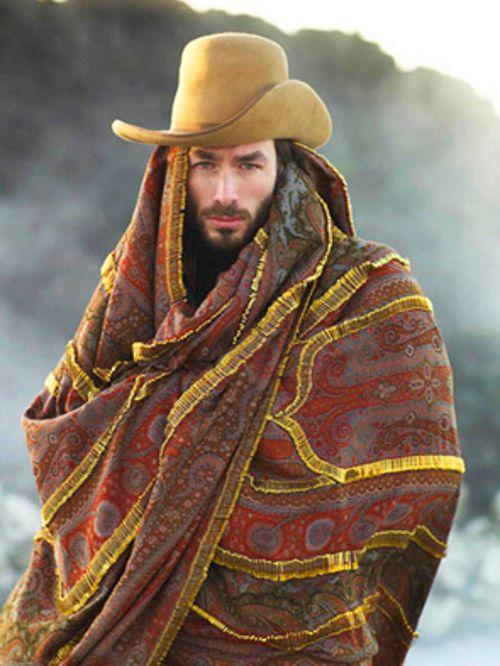 Find a gypsy man