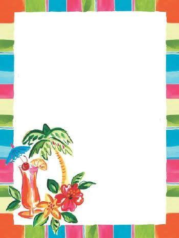 Resultado De Imagen Para Piñas Hawaianas Dibujo Para Tarjeta