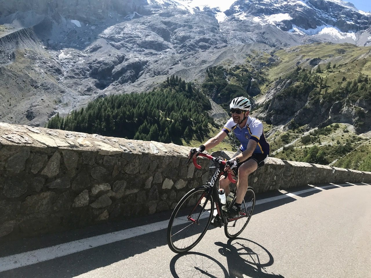 Stelvio Is A Climb That Never Disappoints The Glaciers That Surround The Summit Are A Sight To Behold Time And Cycling Trips British Cycling Cycling Holiday