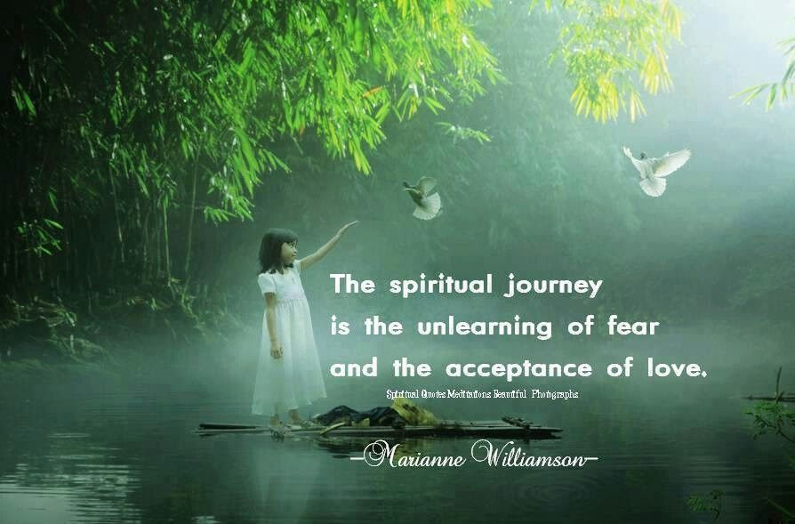 Spiritual Journey Quotes. QuotesGram