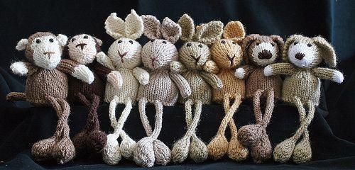 Img3633 Animal Patterns Patterns And Knit Animals