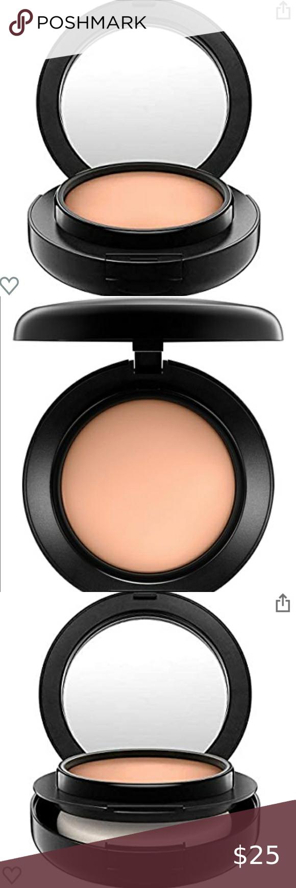 MAC Cosmetics studio tech foundation compact NW25 in 2020