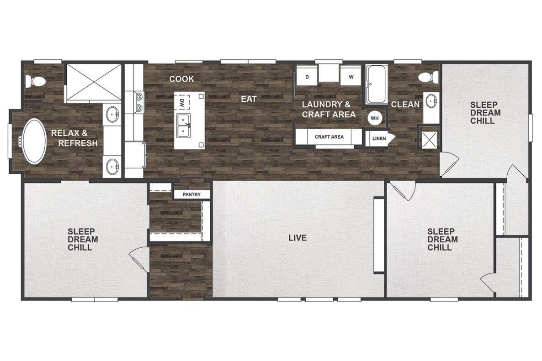 Patriot -Clayton Homes | Homes? | Clayton homes, Buying a