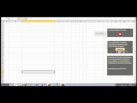 PROGRAMAR EN VBA MACROS PARA EXCEL: Las 1000 mejores macros de excel textbox combobox listbox