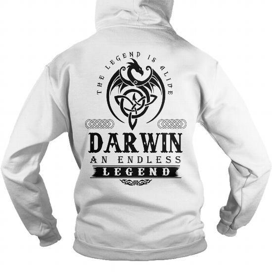 Cool DARWIN T shirts