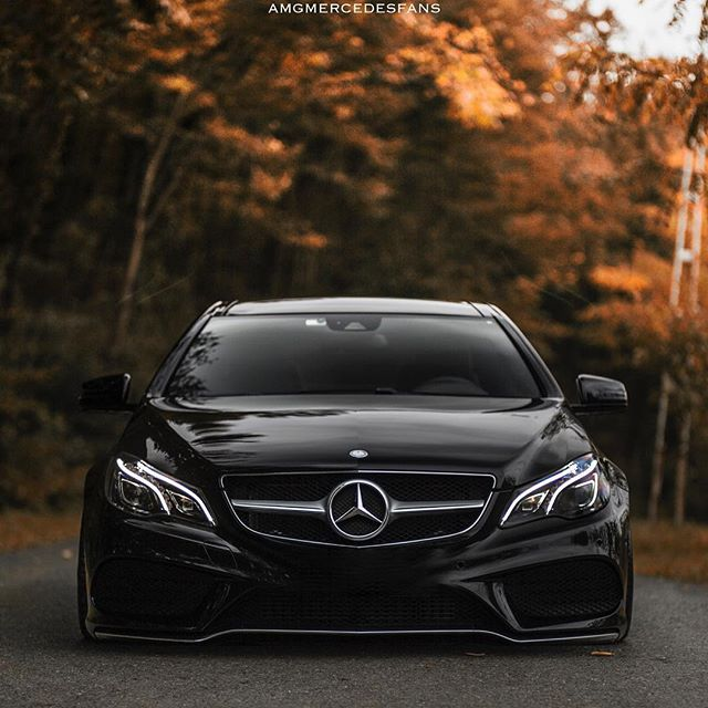 Mercedes Benz E550 Amg: What Do You Think Of This Slammed E-Class Coupé ?! Owner