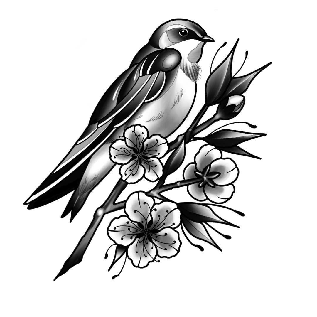 эскизы татуировок птицы фото концу очередная амурская