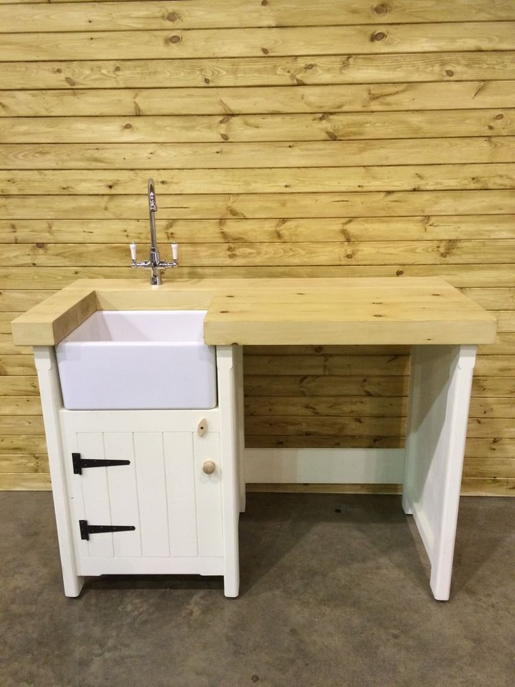 details about pine freestanding kitchen utility room belfast butler rh co pinterest com