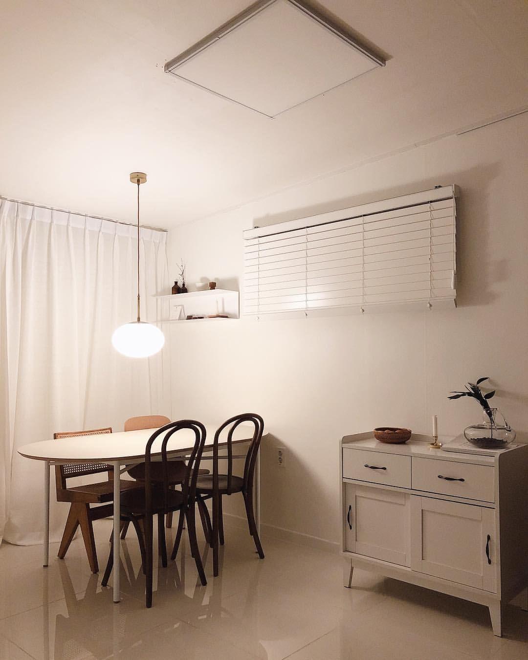 더여자이야기 The 여자이야기 V Instagram 하루종일 집청소하고 저만에 작업실처럼 쓸 공간 청소하느라 먼지만 많이큼 먹은 날 ㅋㅋ 아 배부르다요 먼지살 Home Decor Interior Home