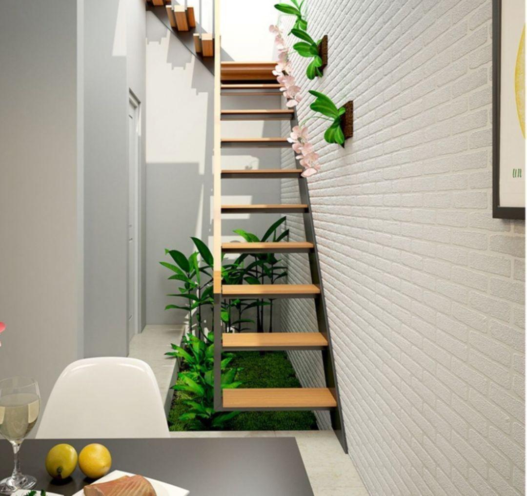 Tiny House 130 Tiny House Interior Home Interior Design Home Room Design Desain tangga rumah kecil