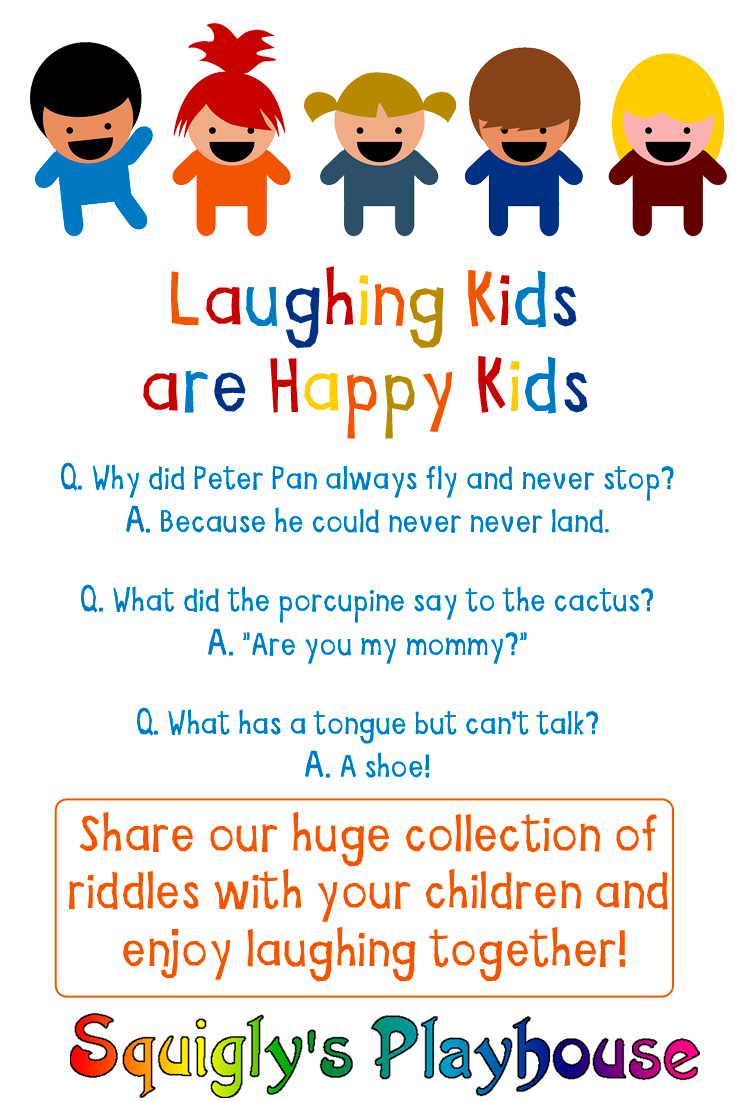 Over 500 Funny Riddles for Kids Funny jokes, riddles