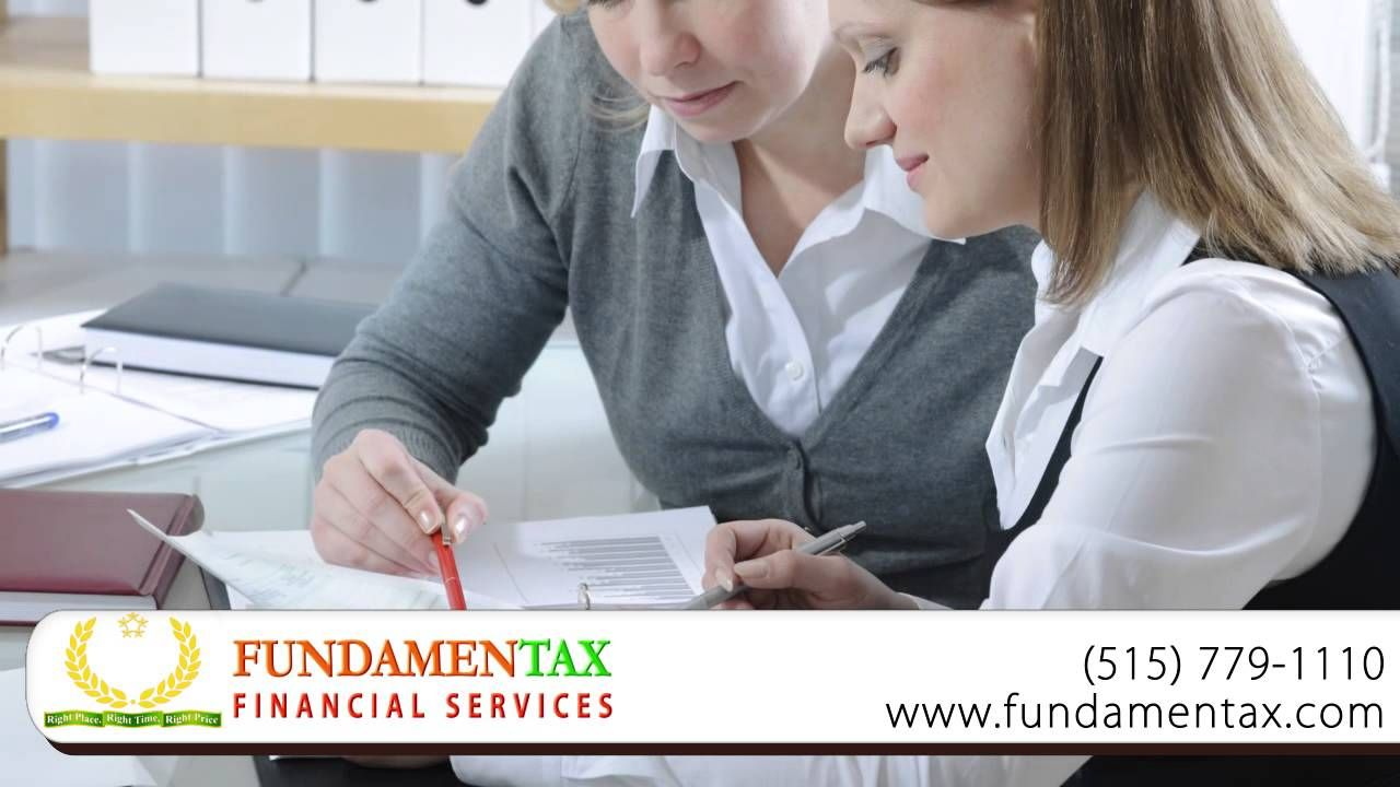 Fundamentax financial services accounting bookkeeping