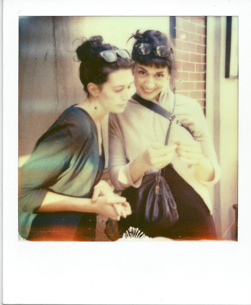 SX-70 OneStep Polaroid