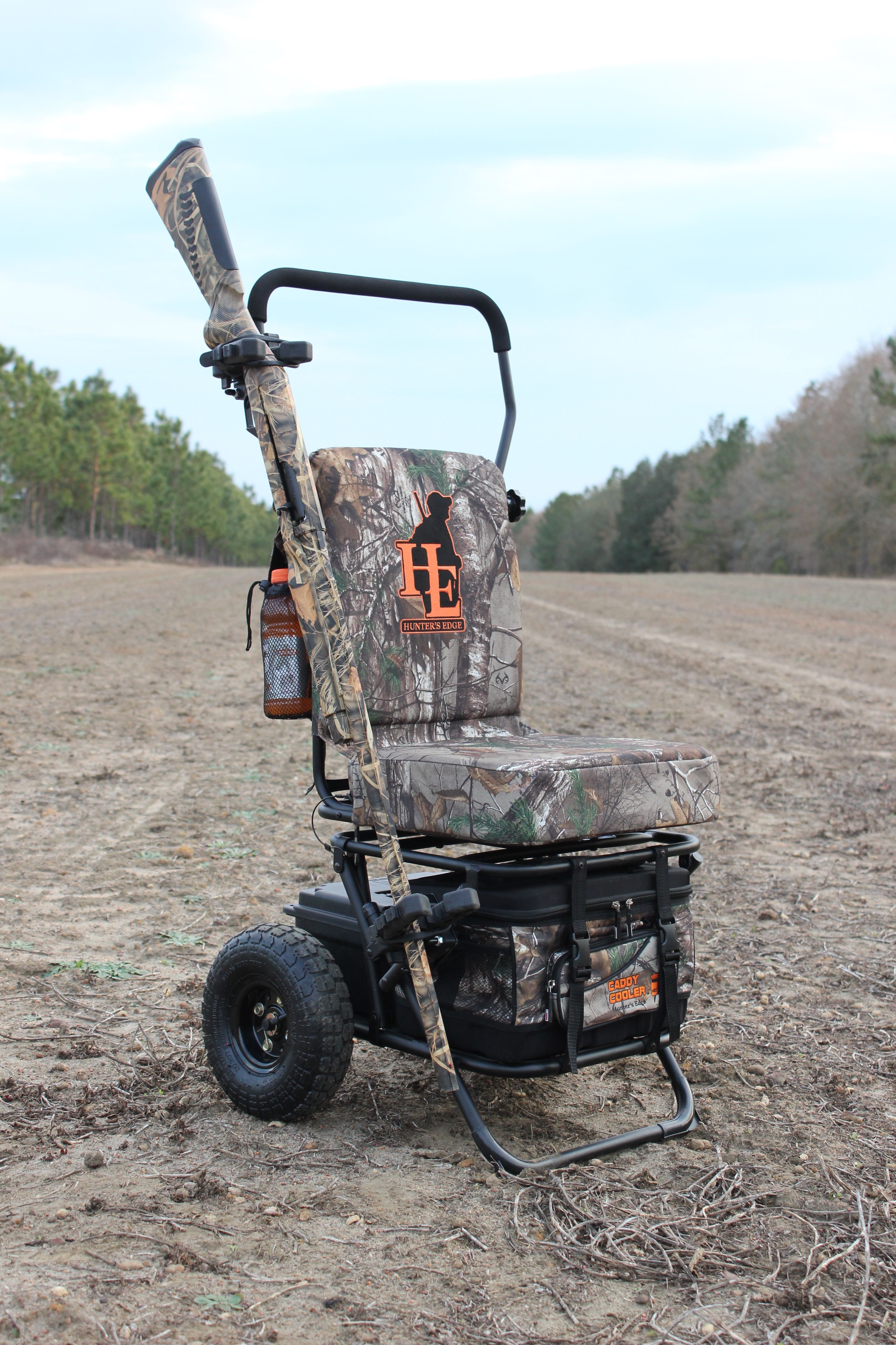 Mac Daddy Caddy Dove hunting gear, Duck hunting blinds