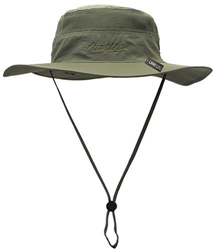 7d10aba62b7 Camo Coll Outdoor UPF 50+ Boonie Hat Summer Sun Caps (One Size ...