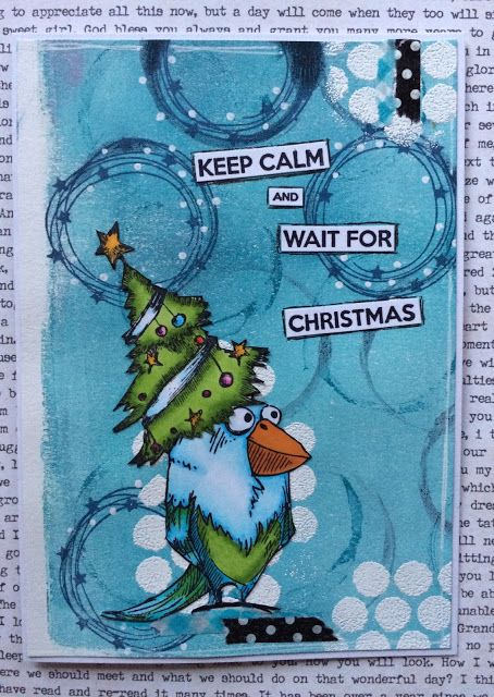 MadeByCHook: Keep calm...