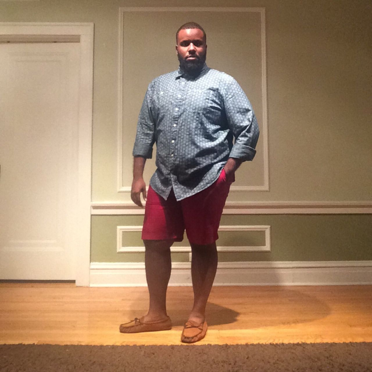 Dress styles for big guys