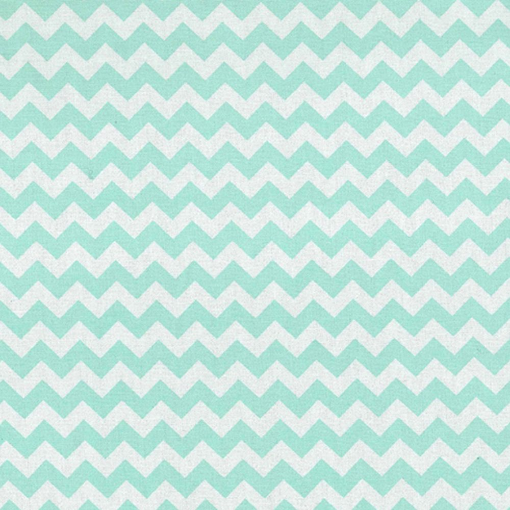 Baby bed sheet pattern - Trend Lab Mint Green And White Chevron Crib Sheet By Trend Lab