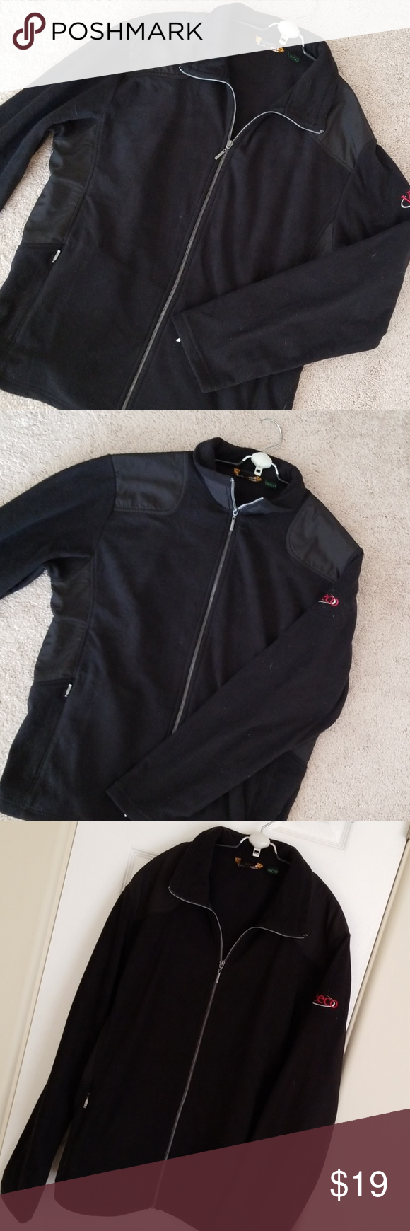 Nwot sportive jacket Fleece jacket. Wind resistant. Perfect for hiking or sports...