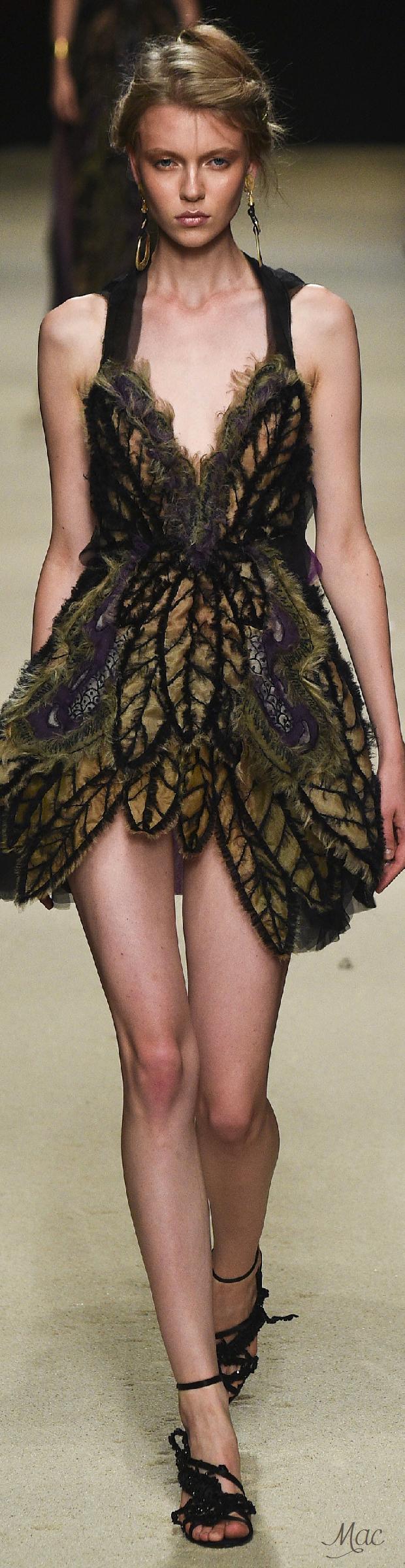 Spring 2016 Ready-to-Wear Alberta Ferretti