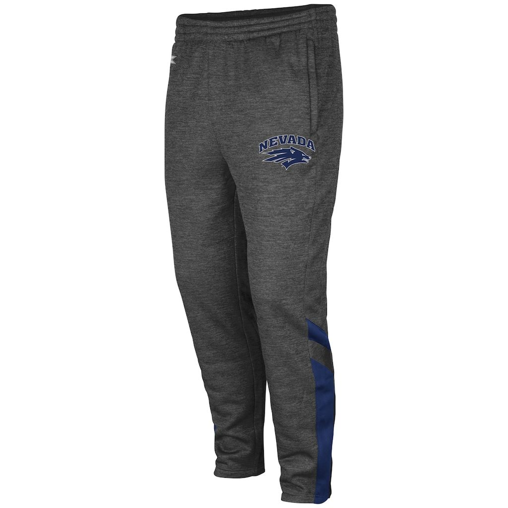 24a3971bc1 Men's Nevada Wolf Pack Software Fleece Pants, Size: XXL, Silver ...